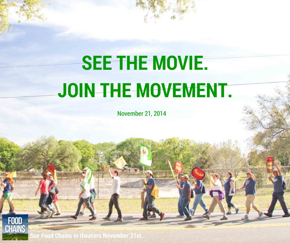 SEE THE MOVIE.JOIN THE MOVEMENT